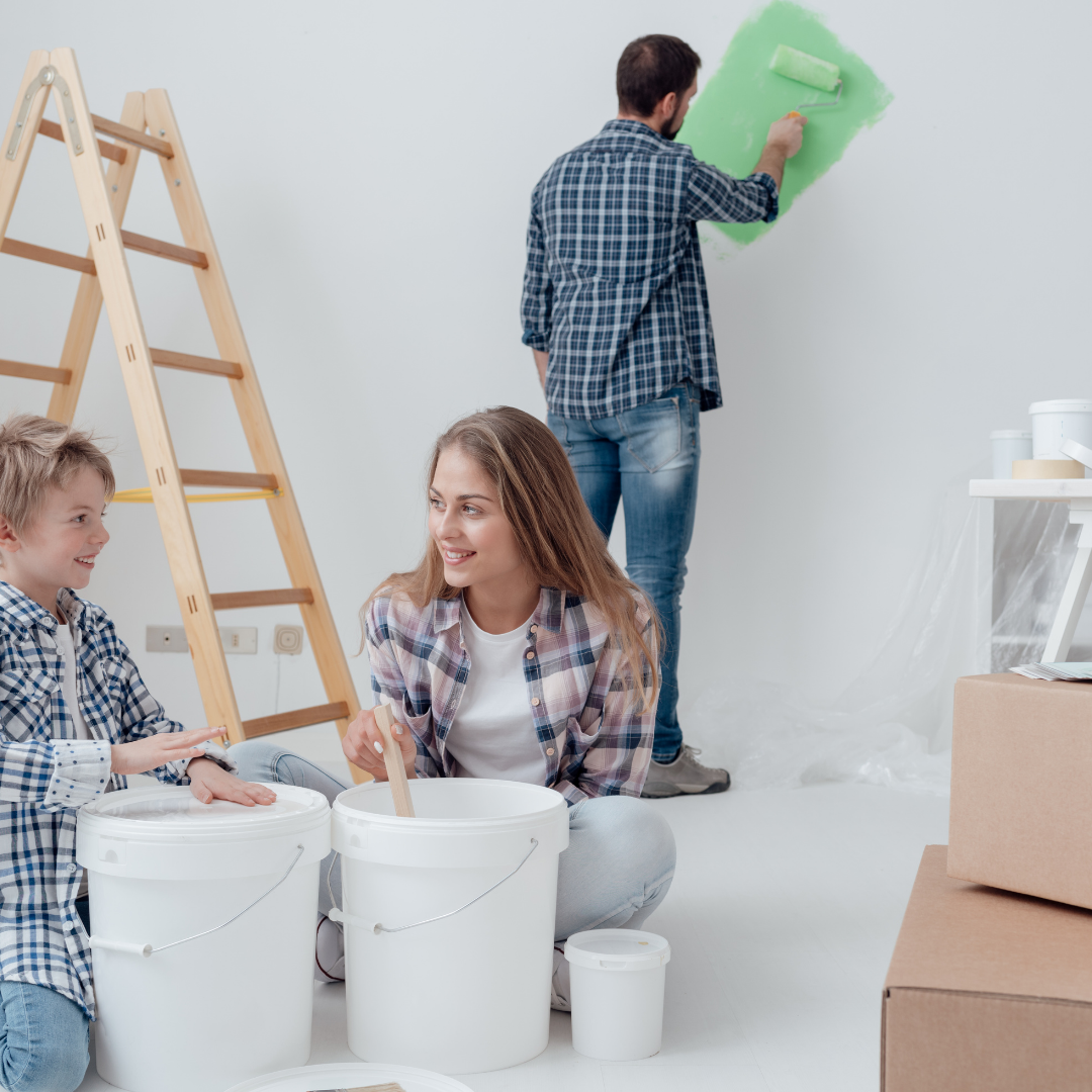 Ask for Help for Your Home Improvement Project